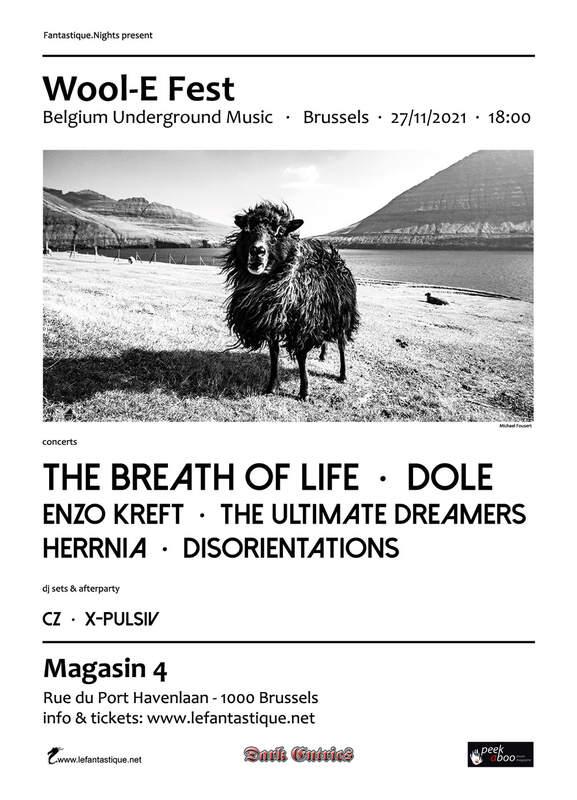 WOOL-E FEST: BELGIAN UNDERGROUND MUSIC, Magasin 4, 27/11/2021
