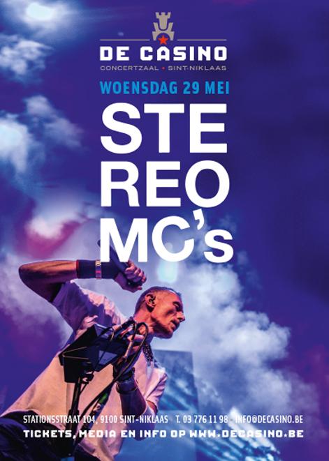 STEREO MC'S, De Casino