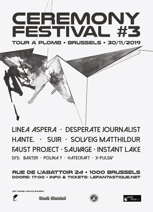 CEREMONY FESTIVAL #3, Tour à Plomb / Hageltoren