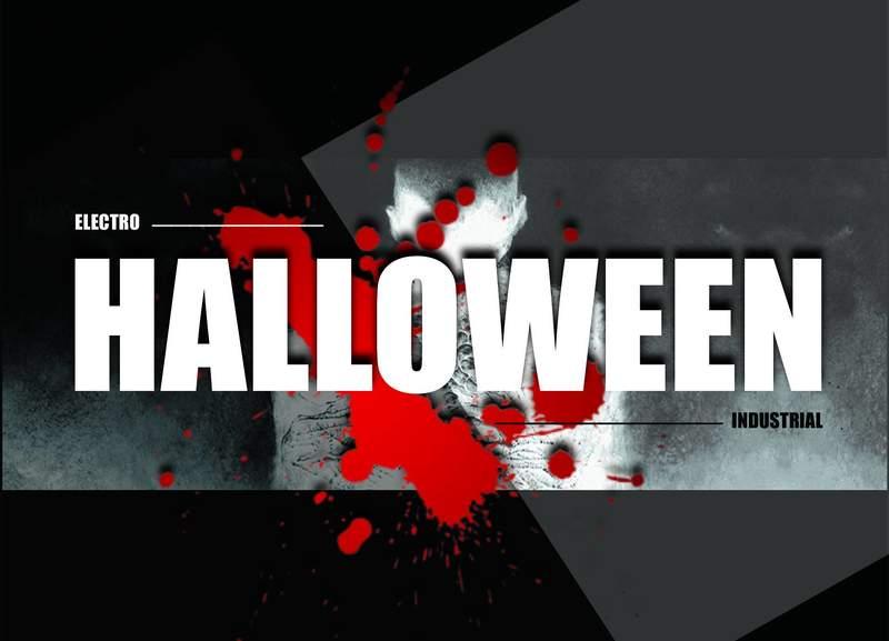 Halloween Zwijndrecht.31 10 2019 Mixed Visions Halloween Electro Industrial