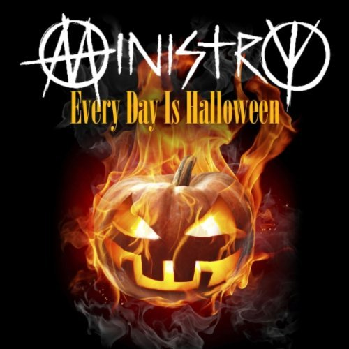 NEWS 33 years ago Ministry released (Every Day Is) Halloween!