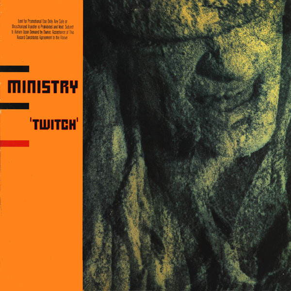 NEWS 33 years ago, Ministry released their second studio album Twitch!