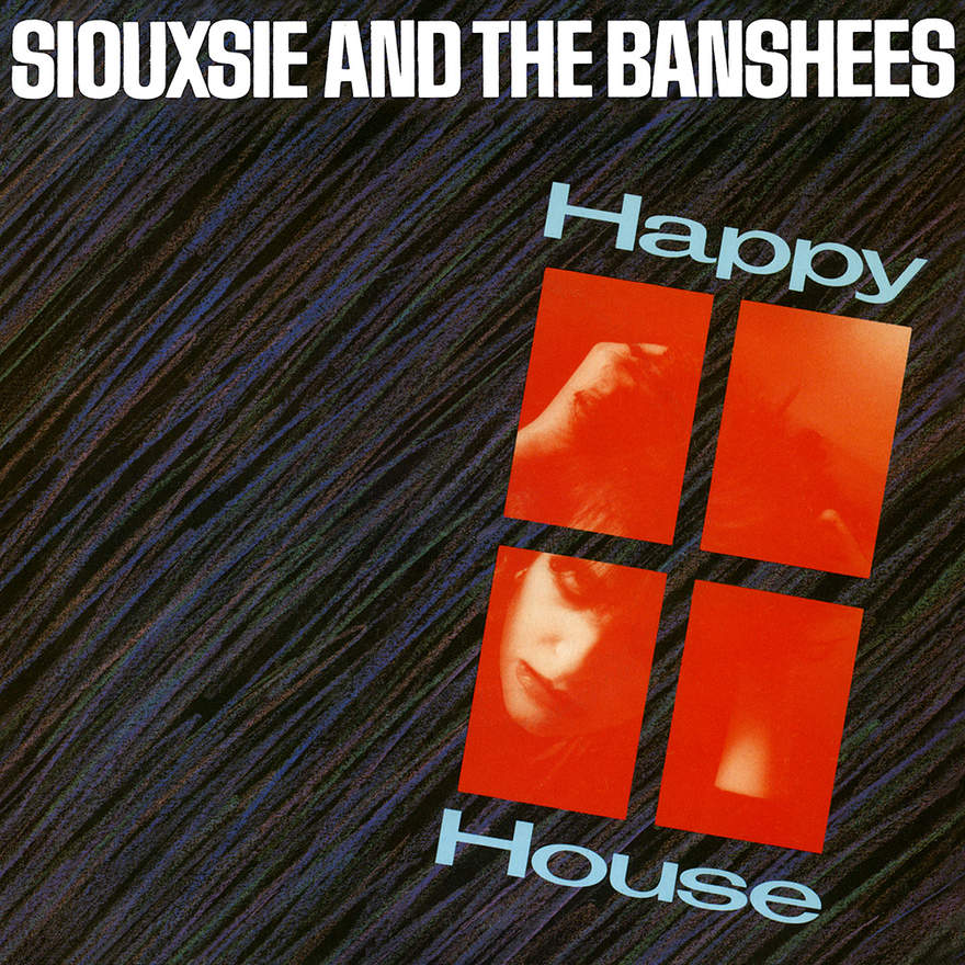 NEWS 39 years ago Siouxsie and the Banshees released the single 'Happy House'!