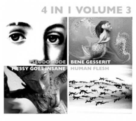 28/03/2013 : VARIOUS ARTISTS - 4 in 1 volume 3