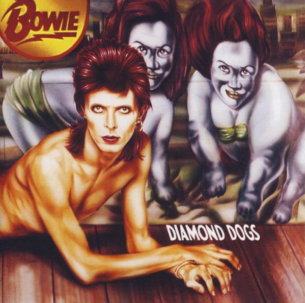 NEWS 45 years of Diamond Dogs (David Bowie)