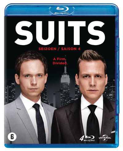 NEWS 4th season from Suits out in August.