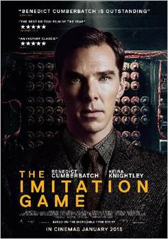 NEWS 8 Oscarnominations for The Imitation Game