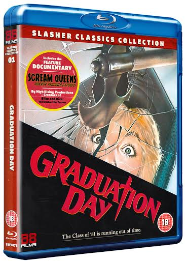 NEWS 88 Films Announces Special Edition of GRADUATION DAY