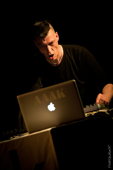 A.A.A.K. - BodyBeats Festival Day 1, Trix Antwerp, Belgium
