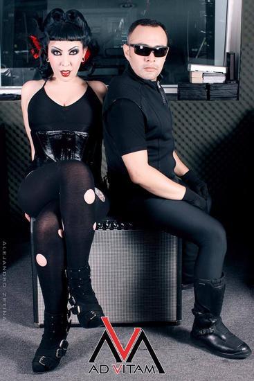 02/04/2015 : AD VITAM AETERNAM - A Band to Discover