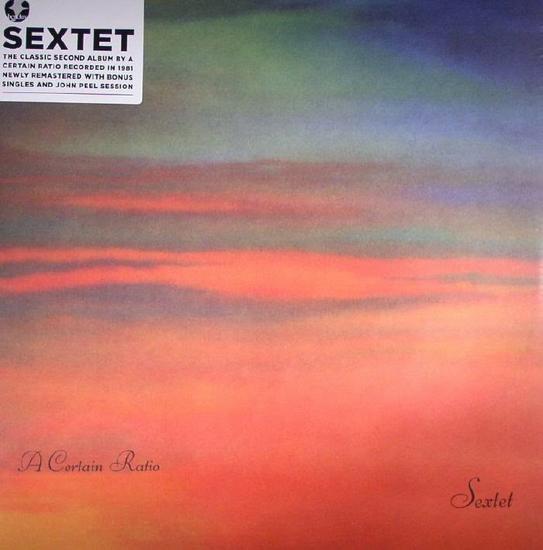 16/11/2014 : A CERTAIN RATIO - Sextet