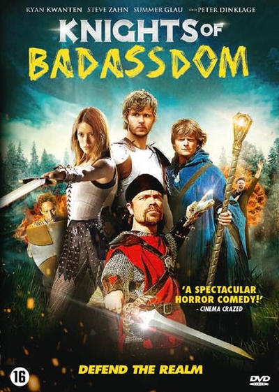 NEWS A-Film releases Knights of Badassdom