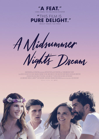 18/02/2019 : A MIDSUMMER NIGHT'S DREAM - A modern adaption of Shakespeare's comedy play