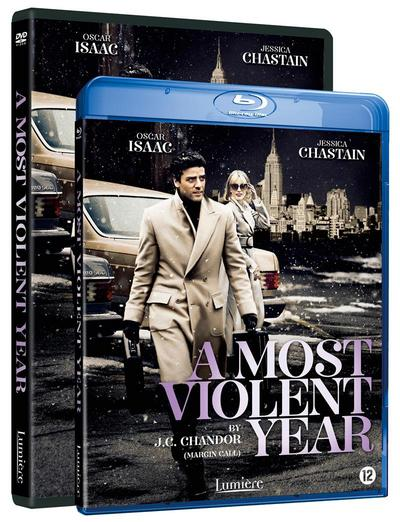 NEWS A Most Violent Year out on DVD and Blu-ray