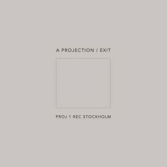 03/05/2015 : A PROJECTION - Exit
