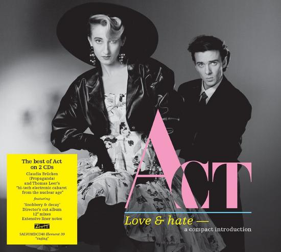29/07/2015 : ACT - LOVE AND HATE a compact introduction