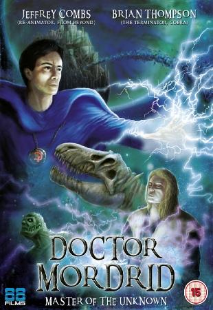 14/03/2014 : ALBERT & CHARLES BAND - Doctor Mordrid