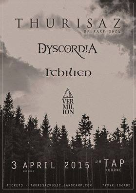 NEWS Albumrelease show for Thurisaz in Kuurne