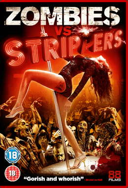 04/01/2014 : ALEX NICOLAU - Zombies vs Strippers