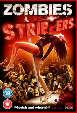 04/01/2014 : ALEX NICOLAU - Zombies vs Strippers
