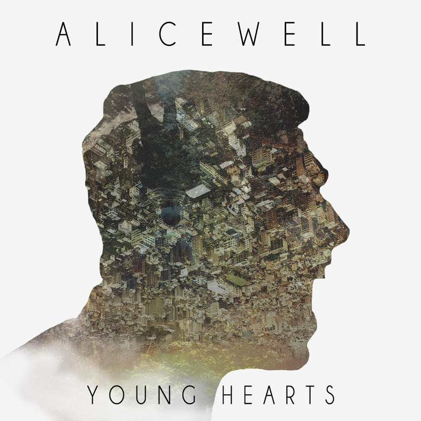 02/12/2015 : ALICEWELL - Young Hearts (EP)