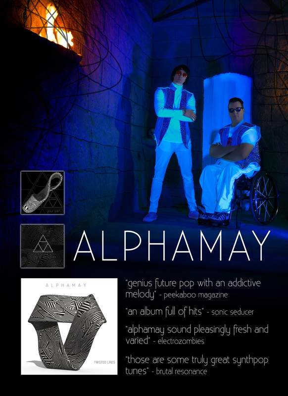 Alphamay - new album out now !