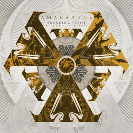 08/11/2015 : AMARANTHE - Breaking Point - B-Sides 2011-2015