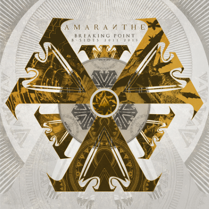 08/11/2015 : AMARANTHE - Breaking Point - B-Sides 2011-2015