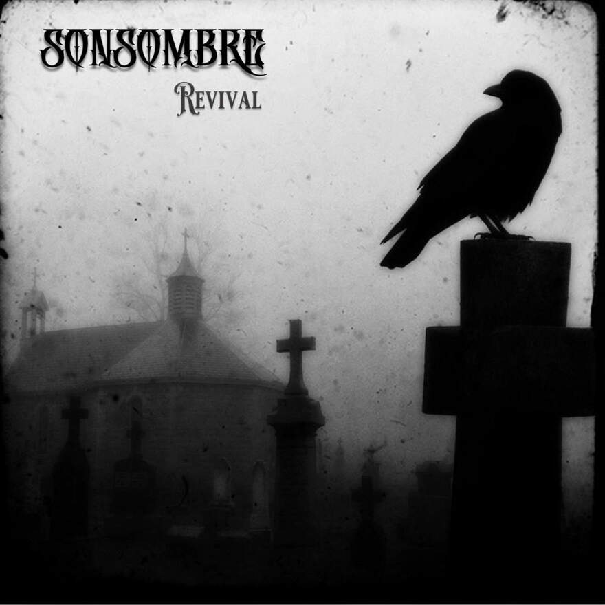 NEWS American Gothrock-band Sonsombre launches 'Revival'
