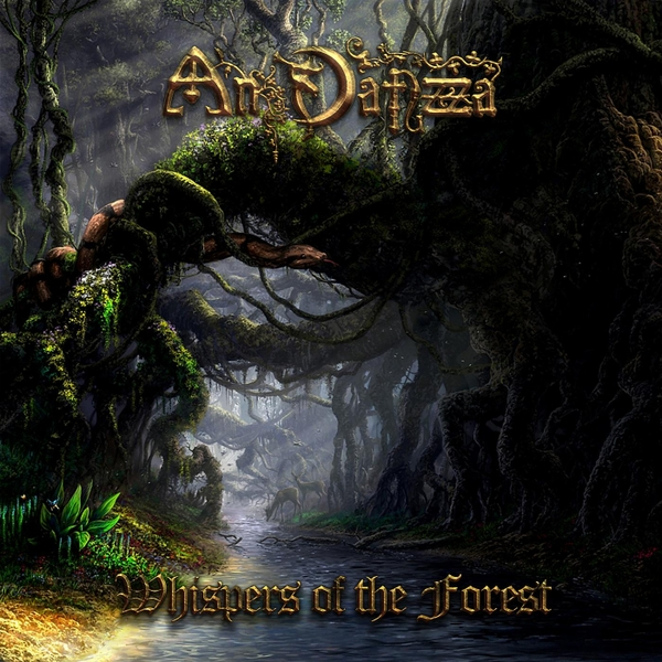 10/12/2016 : AN DANZZA - Whispers of the Forest
