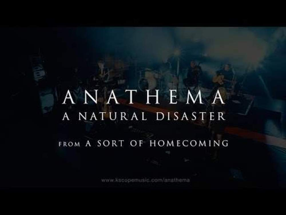 740 A Natural Disaster (from A Sort of Homecoming)