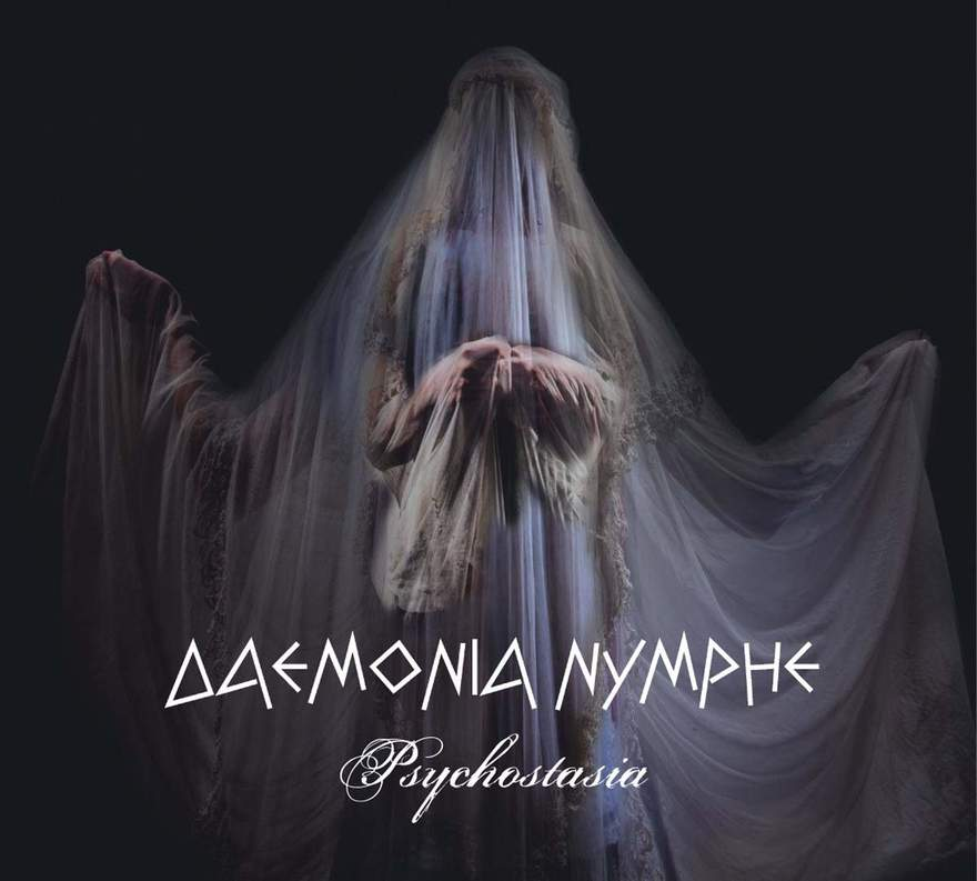 NEWS Ancient Greek folk ensemble DAEMONIA NYMPHE have announced the re-release of acclaimed album Psychostasia!