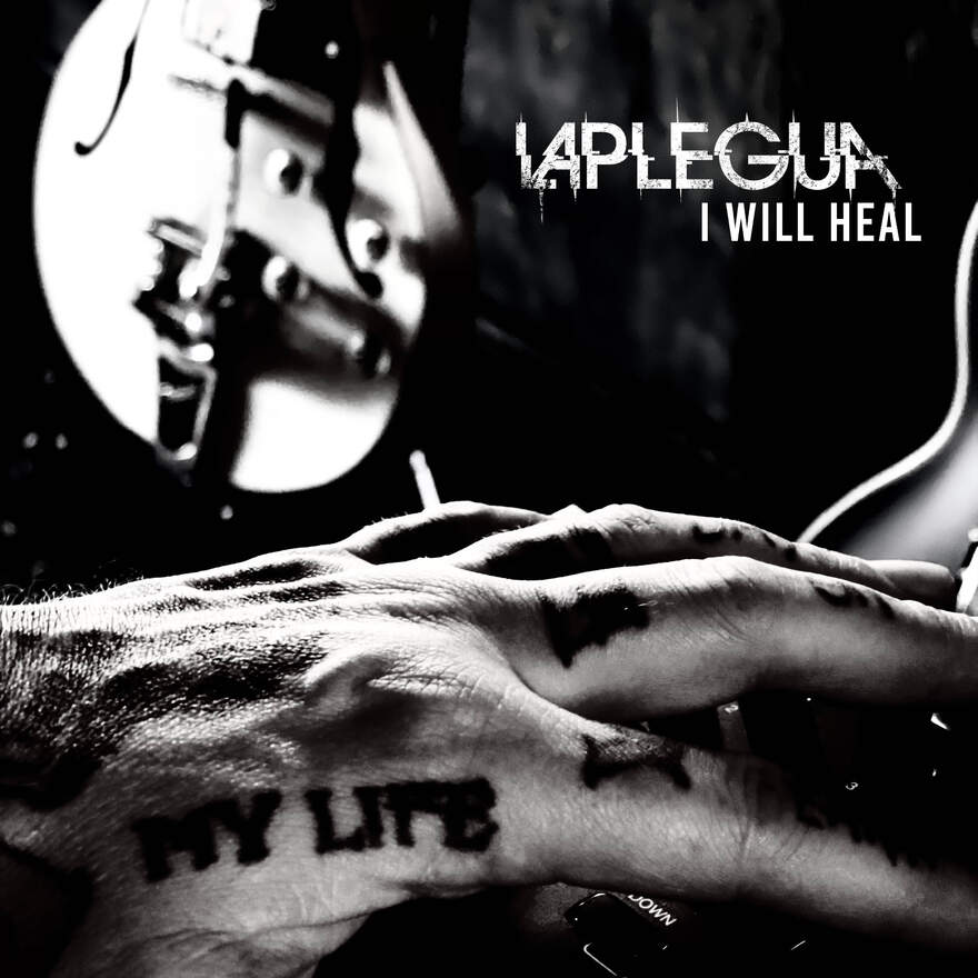 NEWS Andy LaPlegua (Combichrist) reveals new solo project: LAPLEGUA and drops its debut single 'I Will Heal'!