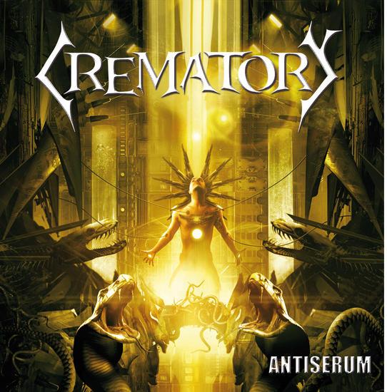 03/04/2014 : CREMATORY - Antiserum