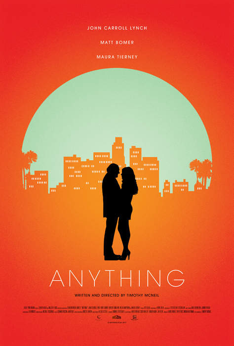 17/05/2018 : ANYTHING - directed by Timothy McNeil