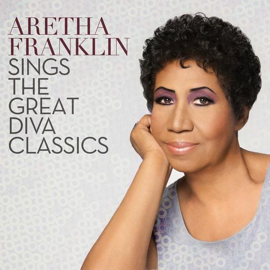 09/10/2014 : ARETHA FRANKLIN - Sings the diva classics
