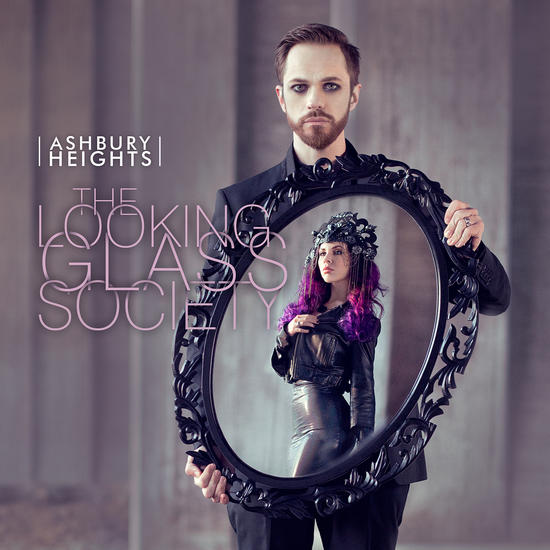 23/07/2015 : ASHBURY HEIGHTS - The Looking Glass Society