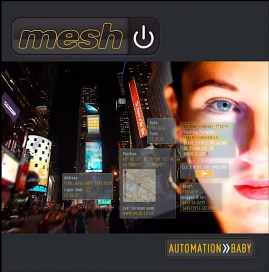 01/03/2013 : MESH - Automation Baby