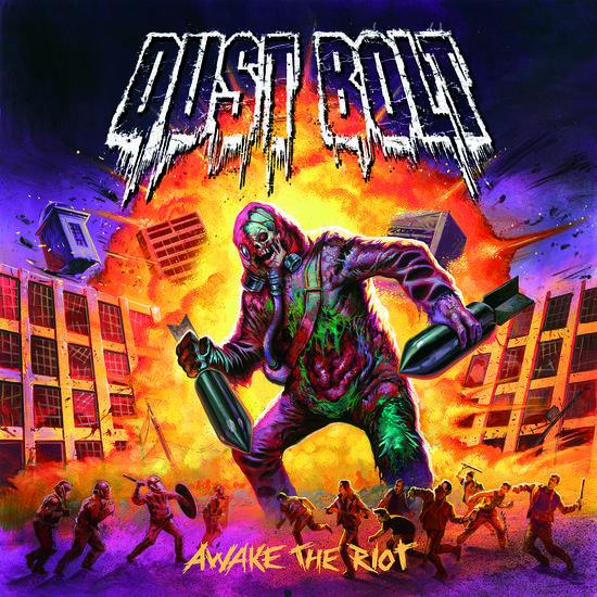 17/05/2014 : DUST BOLT - Awake The Riot