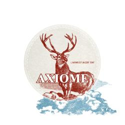 10/12/2016 : AXIOME - L'avenir est un cerf teint