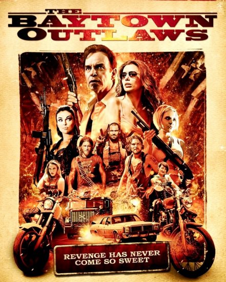 24/02/2013 : BARRY BATTLES - The Baytown Outlaws