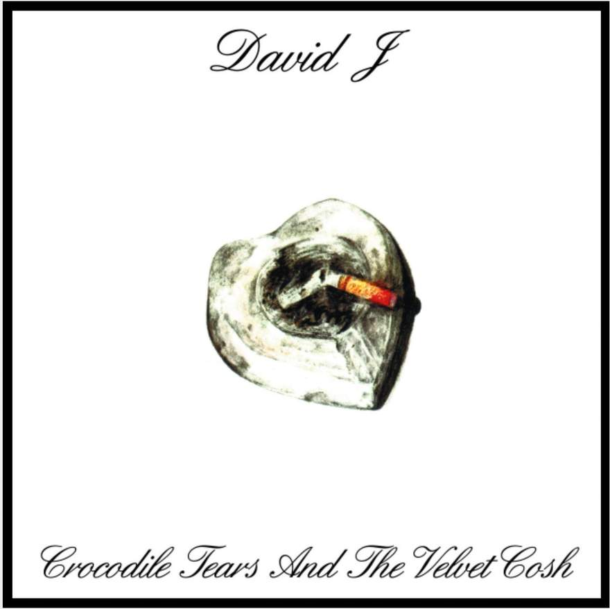 NEWS Bauhaus' David J re-releases pivotal 'Crocodile Tears and The Velvet Cosh' LP on Glass Modern