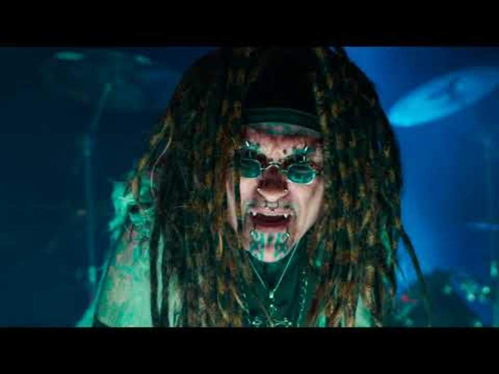 5561 20th CENTURY BOY feat. AL JOURGENSEN (Official Video)