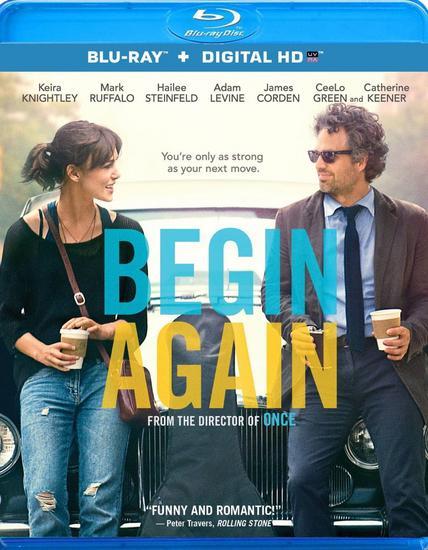 10/12/2014 : JOHN CARNEY - Begin Again