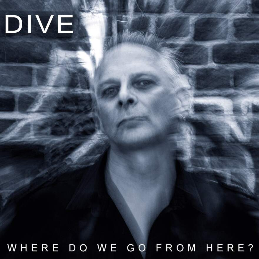 NEWS Belgian electronic pioneer Dirk Ivens unleashes the long-awaited new album 'Where Do We Go From Here?' from his cult project DIVE.