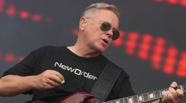 NEWS Happy birthday!!! 'Barney' from New Order turns 65 !