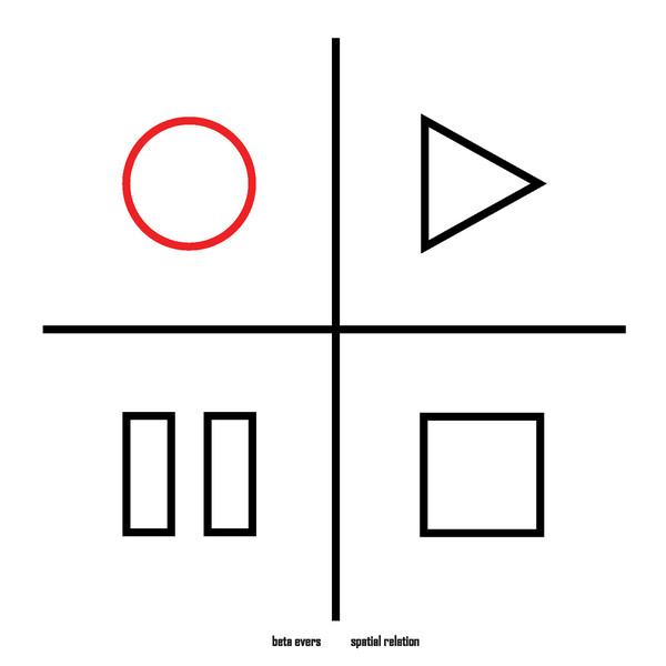 05/08/2017 : BETA EVERS + SPATIAL RELATION - Split EP