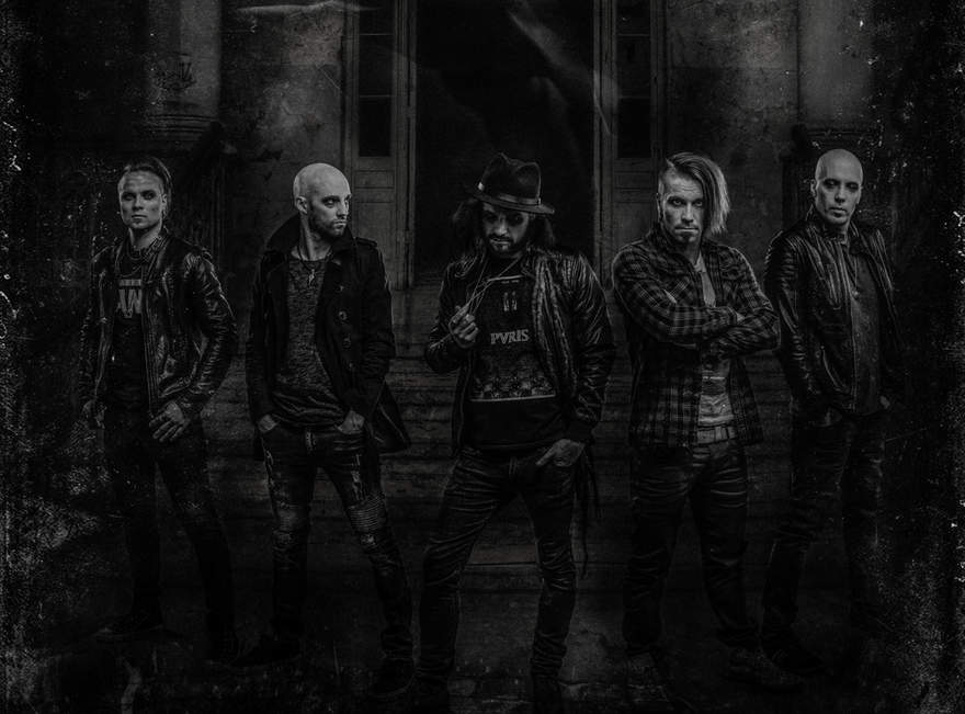 NEWS BLACK LIGHT DISCIPLINE release official music video for cover of ALAN WALKER's hit single 'Faded'