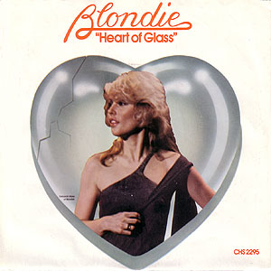 NEWS Blondie - Heart Of Glass | Forty-Years Of The Number One!
