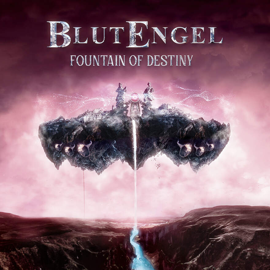 NEWS BLUTENGEL released their cover-Album 'Fountain Of Destiny'!